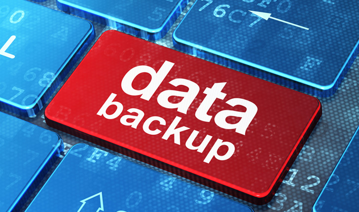 Cyber Security hints and tips - Data Backup image