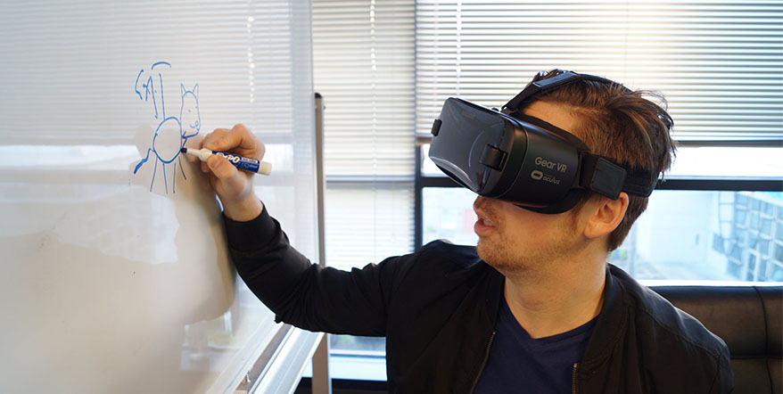 Technology Business Trends - virtual reality