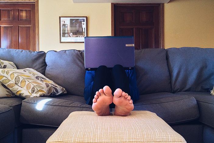 Remote Working Benefits - Work Life Balance